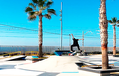 Stuff PRO worldwide — Anton Shkurko in Barcelona