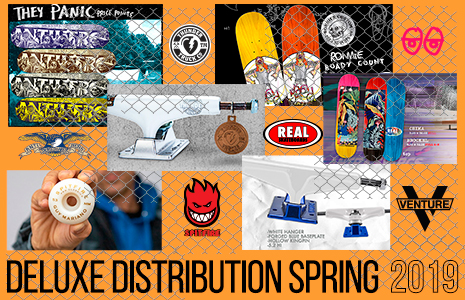 Deluxe Distribution Spring 2019